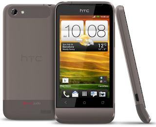 Gambar HTC One V Ponsel Android Murah Kamera 5 MP