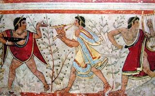 Etruscos e Italia prerromana