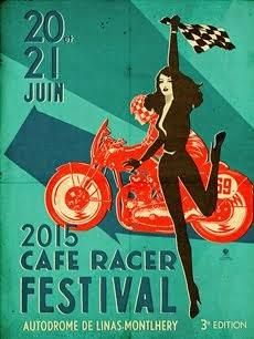3er Cafe Racer Festival.