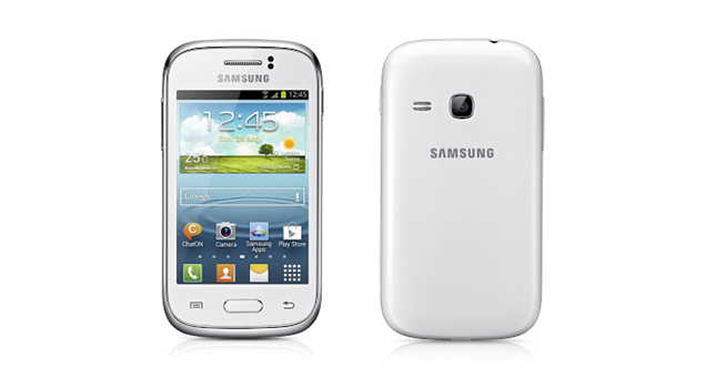 Smasung New Galaxy Young-2013
