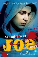 book cover of When I Was Joe by Keren David published by Frances Lincoln Childrens Books