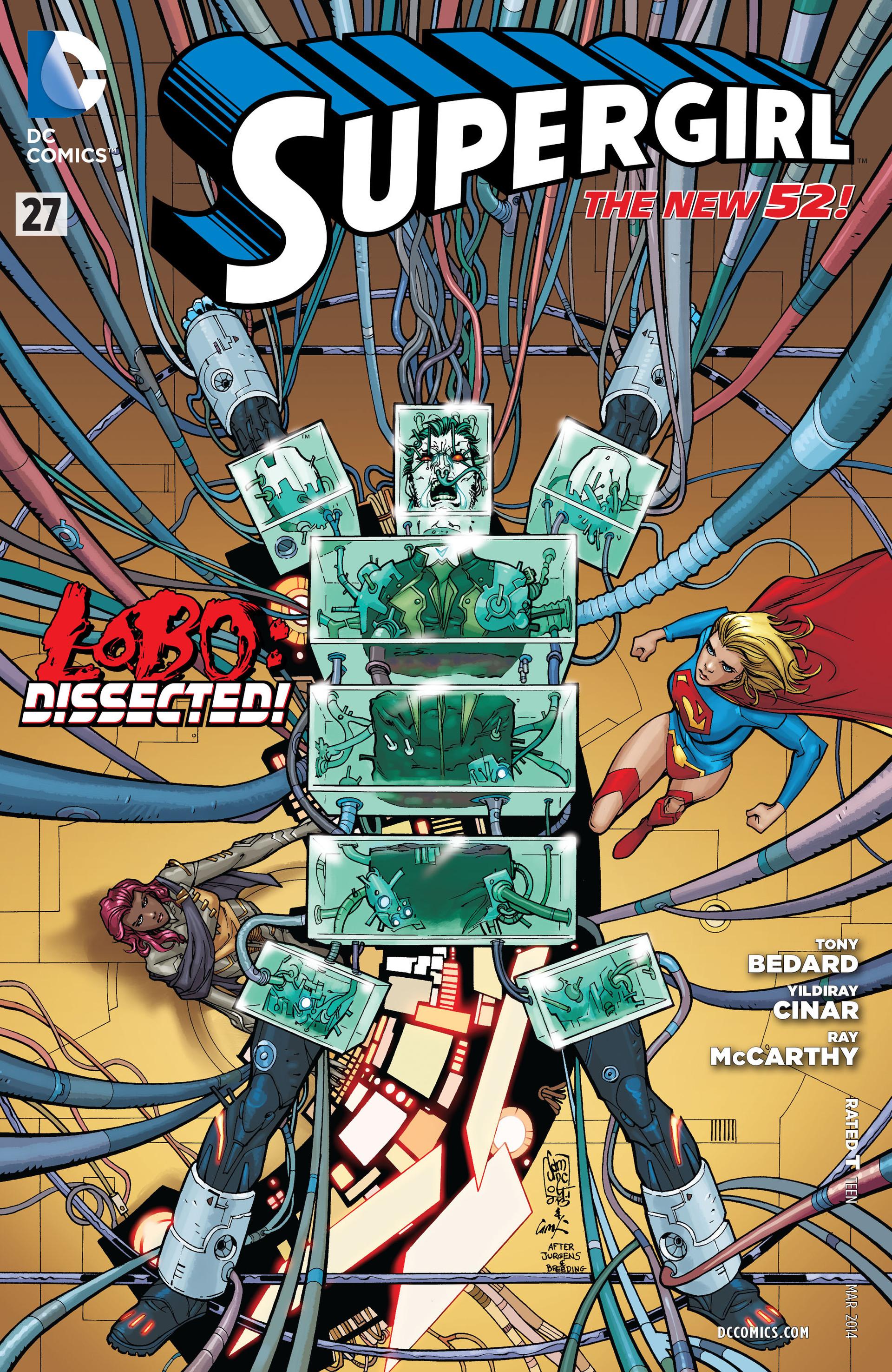 Supergirl (2011) Issue #27 #29 - English 1