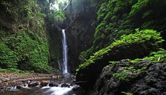 Tempat Wisata Air Terjun Colek Pamor Bali