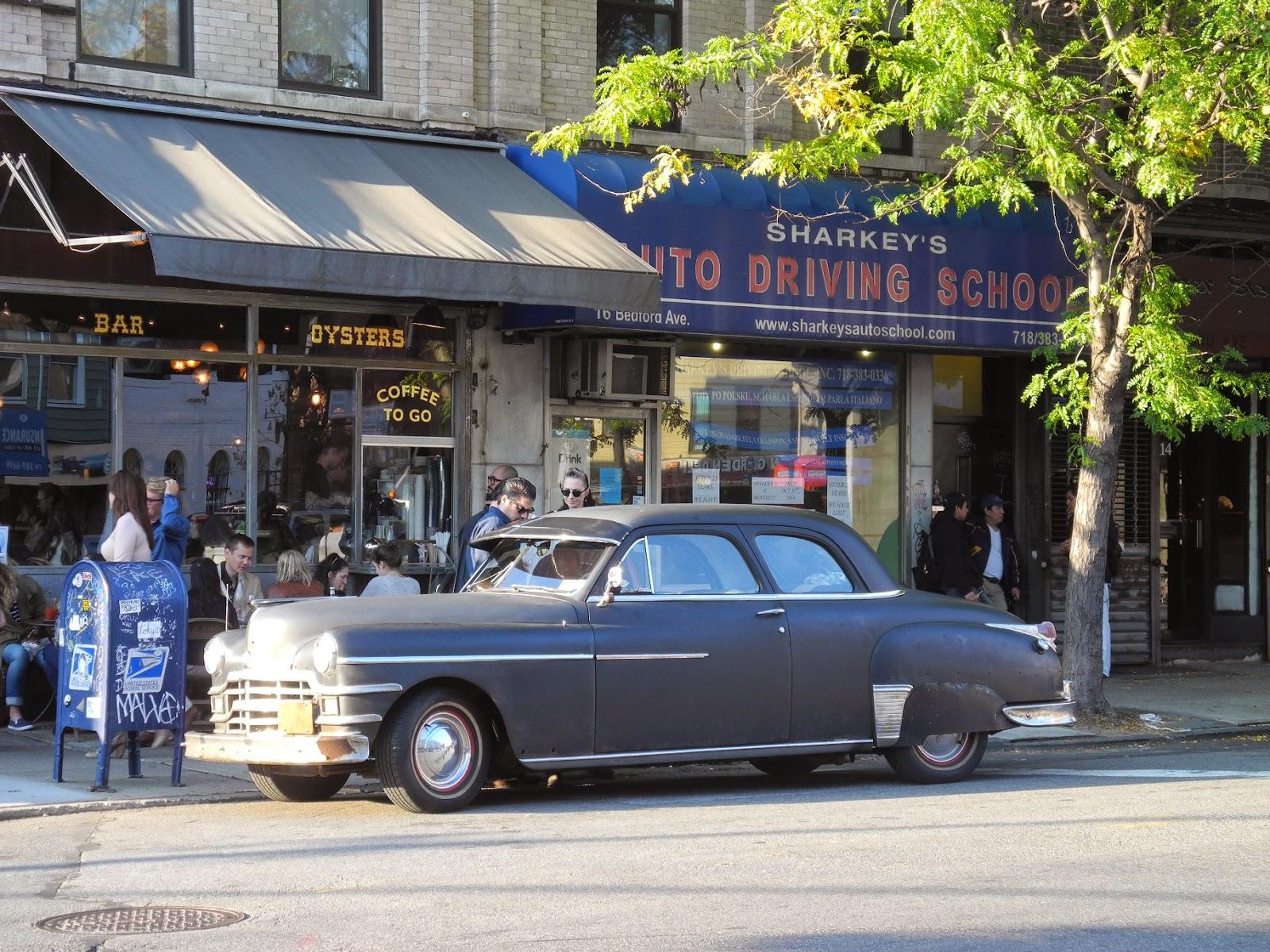 Obe le mie mille luci di new york parte 4 for Case in stile williamsburg