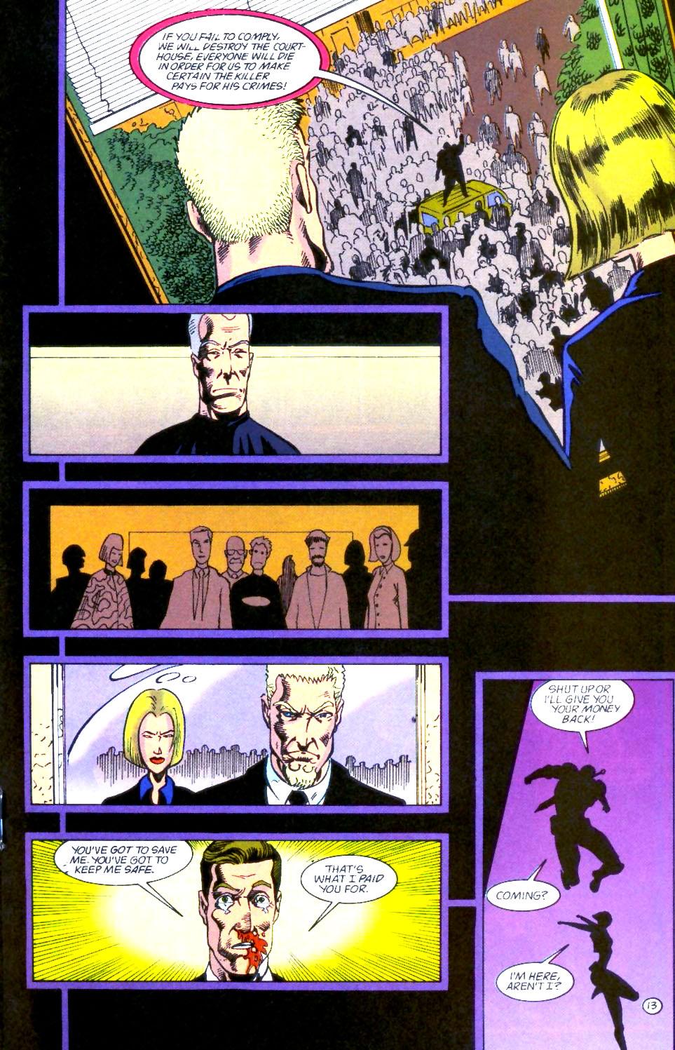 Deathstroke (1991) Issue #59 #64 - English 14