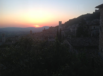 Assisi Sunset