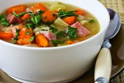 Resep Sup Sayur, Cara Membuat Sup Sayur, Sup enak