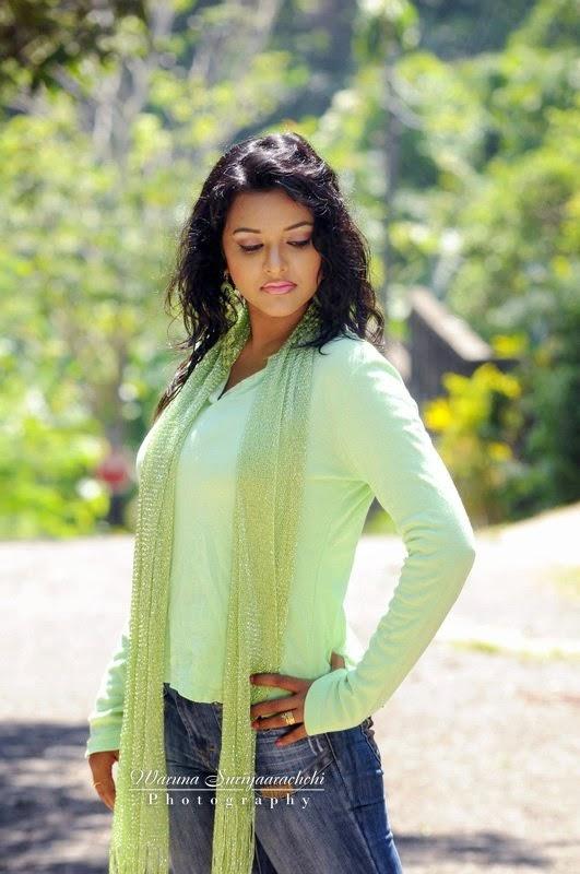 Oshadi Hewamadduma sri lankan tele drama actress