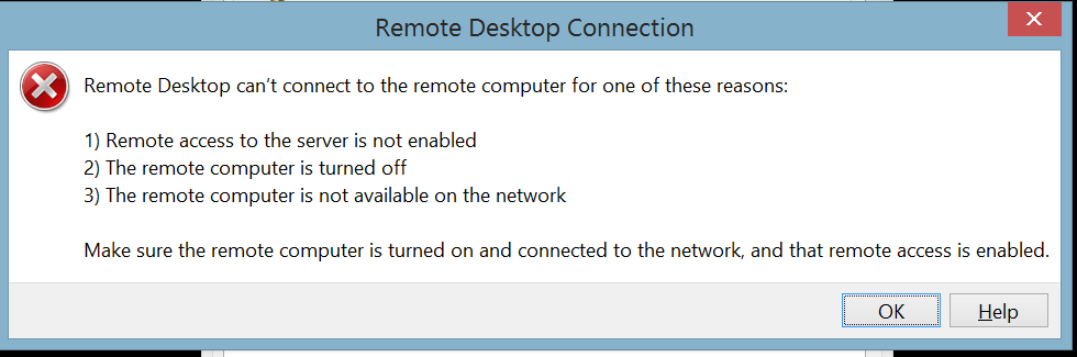 cant connect to this network windows 8