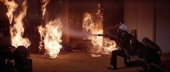 el coloso en llamas 1974
