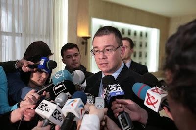 Románia, MRU, Ponta-Johannis konfliktus, hírszerzés, kémfőnök, Mihai Răzvan Ungureanu, Mihai Răzvan Ungureanu