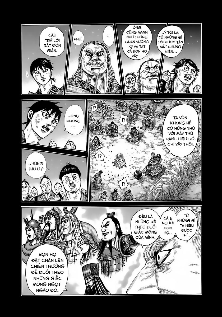 Kingdom - Vương Giả Thiên Hạ Chapter 326 page 5 - IZTruyenTranh.com