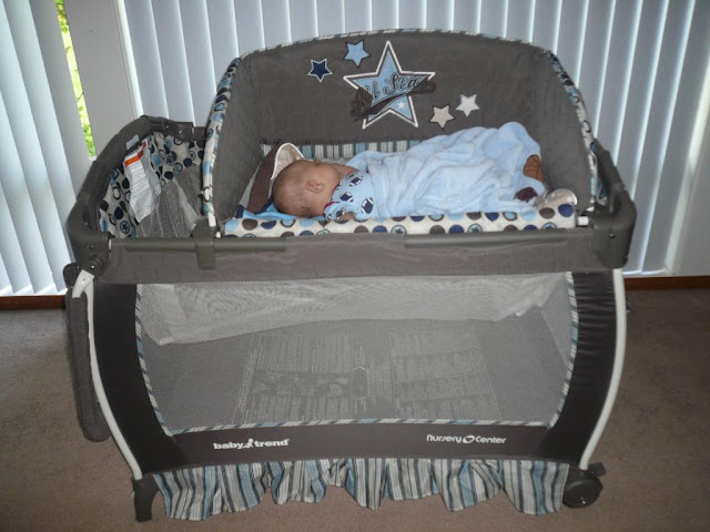 Bassinet For Boys6