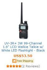 Walkie-Talkies - Free S&H