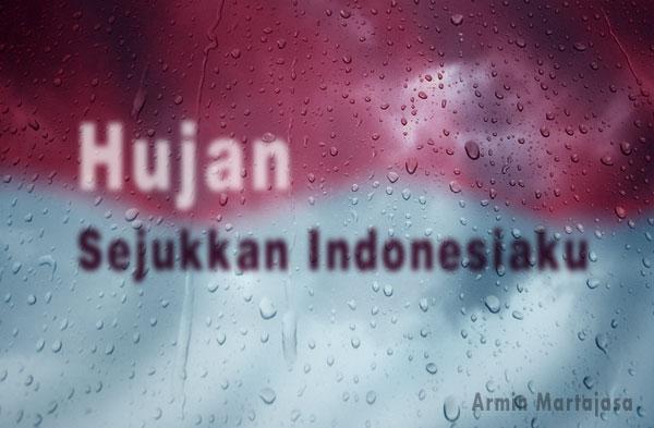 hujan indonesia