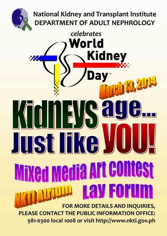 World Kidney Day 2014