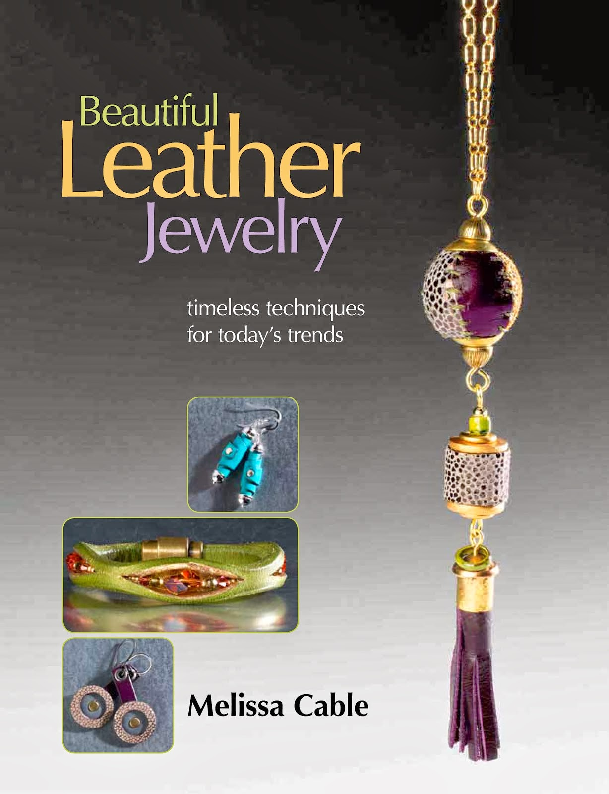 Beautiful Leather Jewelry