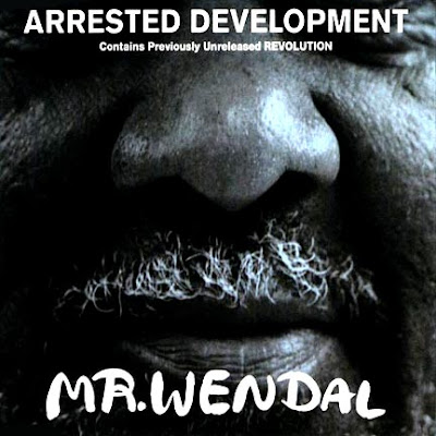 Arrested Development – Mr. Wendal (UK CDS) (1992) (320 kbps)