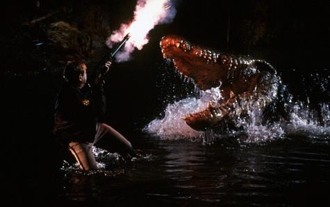 Hình ảnh phim Cá Sấu Khổng Lồ