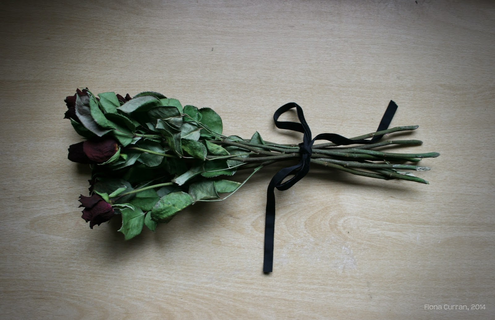 Dried Roses, flowers, bouquet
