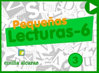PEQUEÑAS LECTURAS 3
