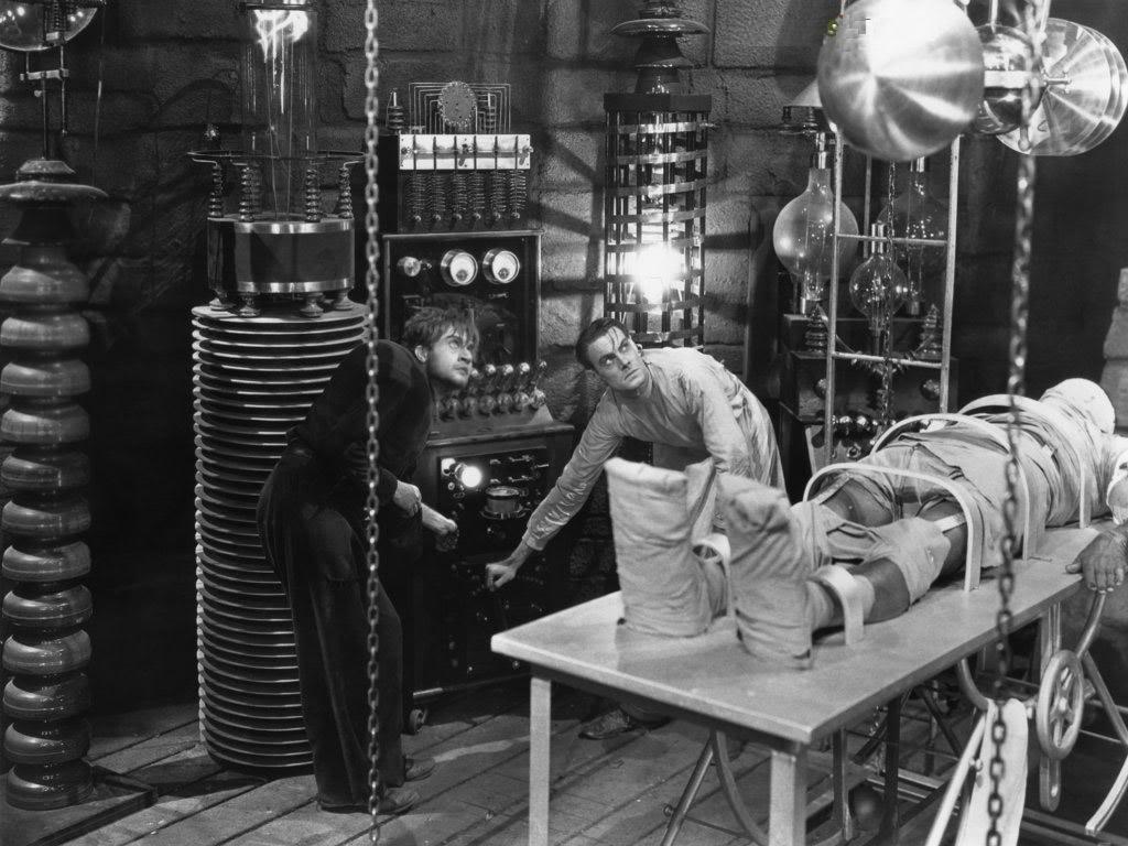 Resultado de imagen de Frankenstein 1931