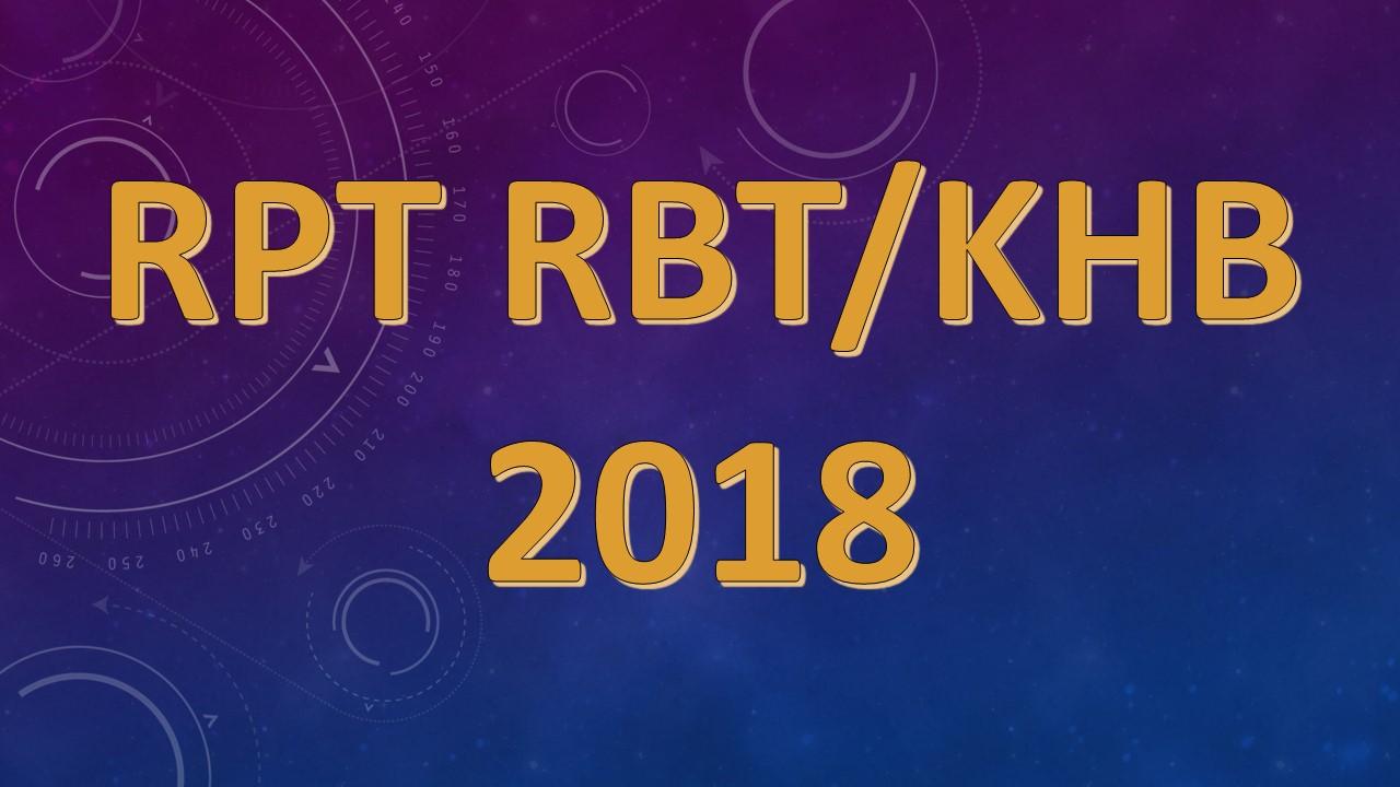 RPT 2018