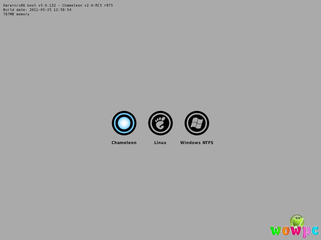 Chameleon Install 2.0 RC5 Rev 1806 for Windows [變色龍安裝程序]