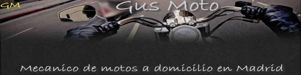 GUSMOTO TALLER mecánico de motos a domicilio Madrid