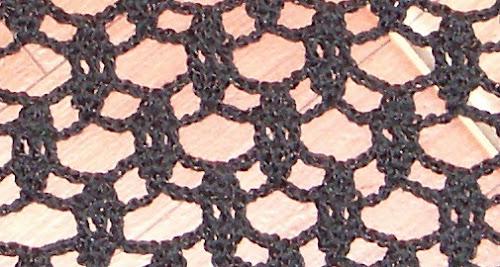 Узор крючком для вязания болеро