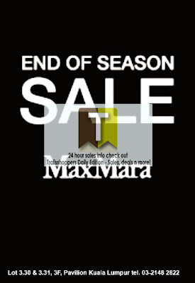 MaxMara End of Season Sale 2012