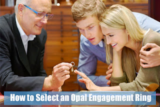 How to Select an Opal Rings