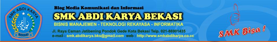 SMK Abdi Karya Bekasi