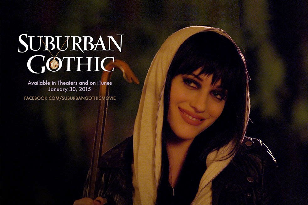 Suburban gothic movie trailer teaser trailer