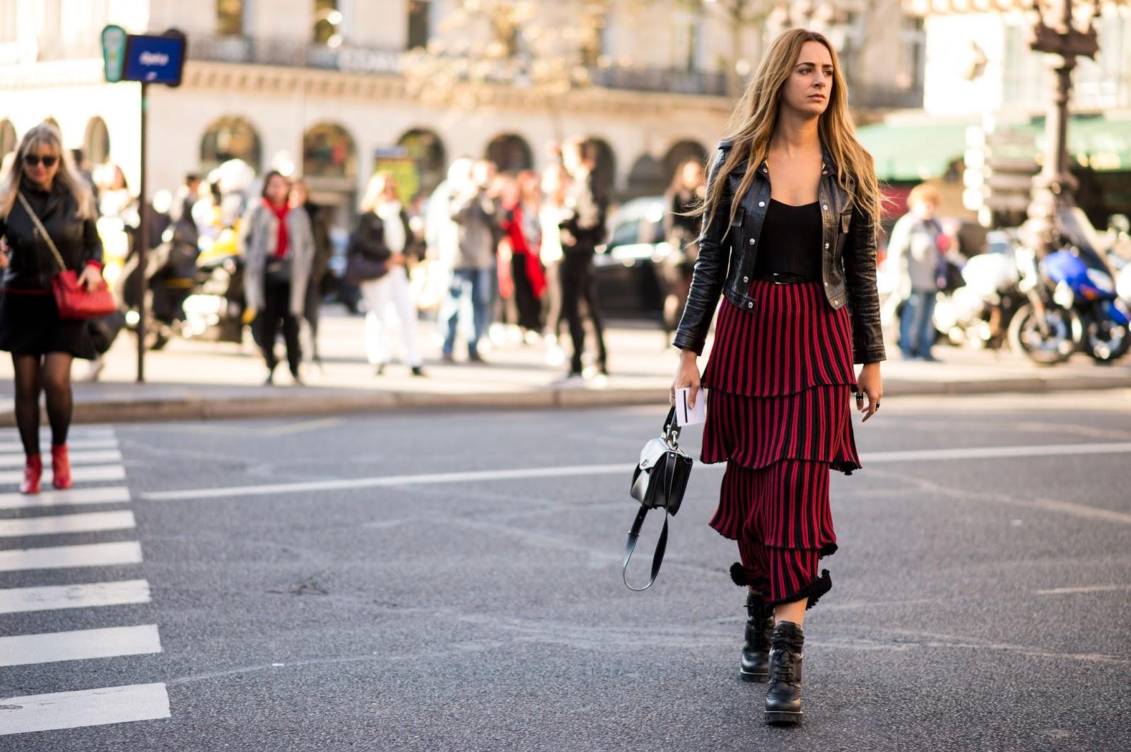 Paris Fashion Week Fall 2018, Photos 100