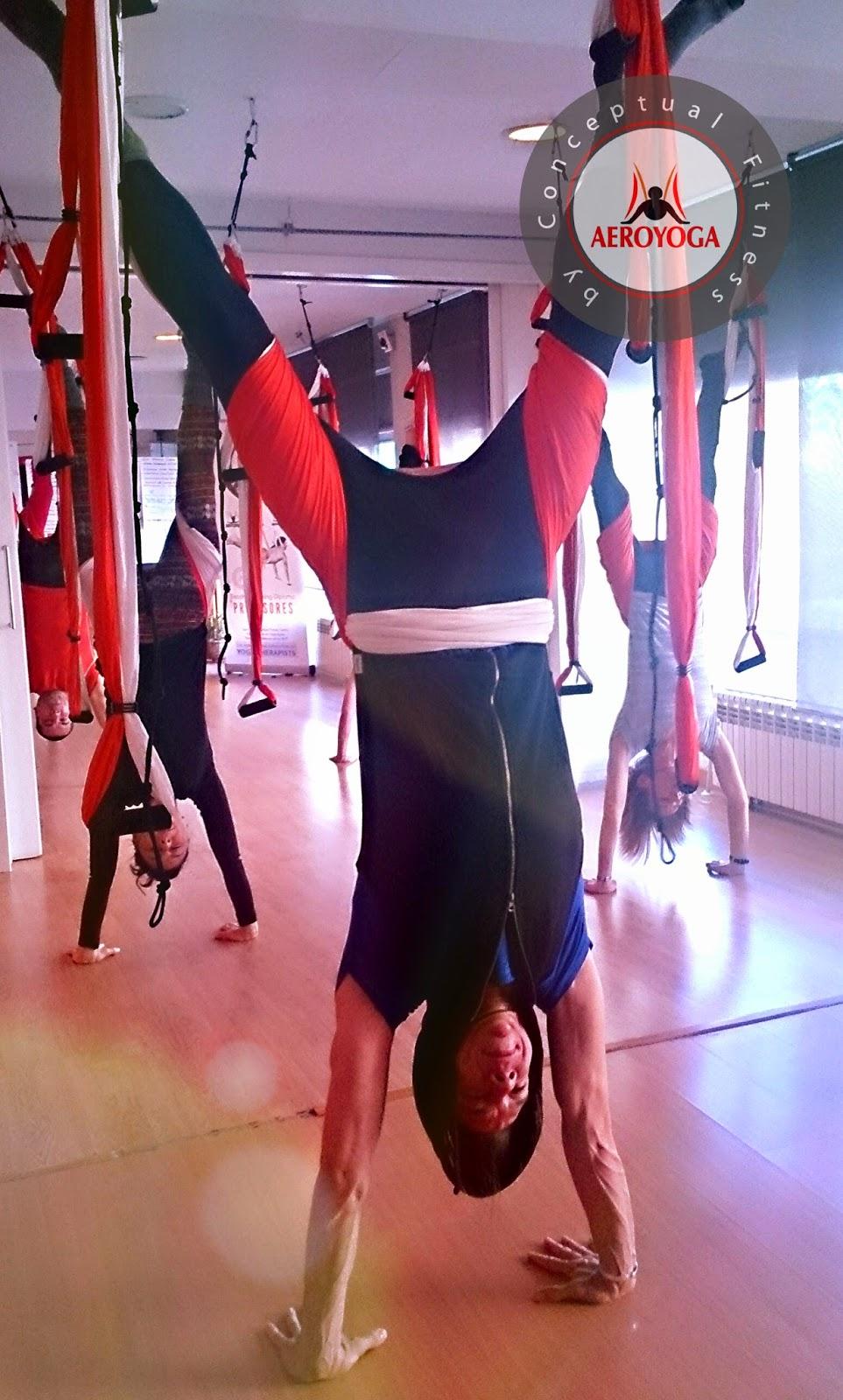 Yoga Aérien AY AEROYOGA
