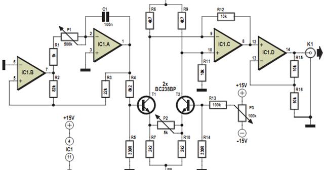 raj u0026 39 s thoughts       triangular wave oscillator