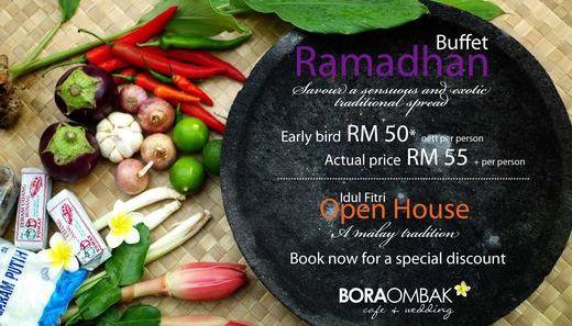 Printable 2017a >> Calendata: Ramadhan Buffet 2012