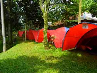 campas camping ground sentul