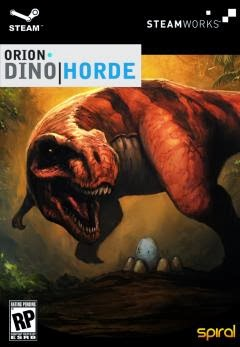 Torrent Super Compactado ORION Dino Horde PC