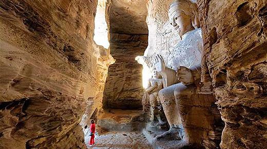 Revelaciones del pasado indican la existencia de una Ciudad subterránea en el Gran Cañon de Colorado (EE.UU). que por sus descripciones bien pudo ser la morada de una raza de gigantes.