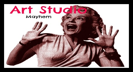 Art Studio Mayhem | Assemblage Art | Mixed Media Art | Altered Art