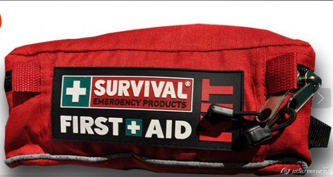 What should be in a emergency first aid kit 7dtd