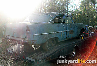 Junkyard Life: Classic Cars, Muscle Cars, Barn finds, Hot rods and part news: Catch-22 project ...