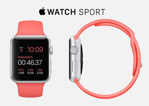 販売が終了したApple Watch