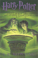Harry Potter and the Half Blood Prince cover