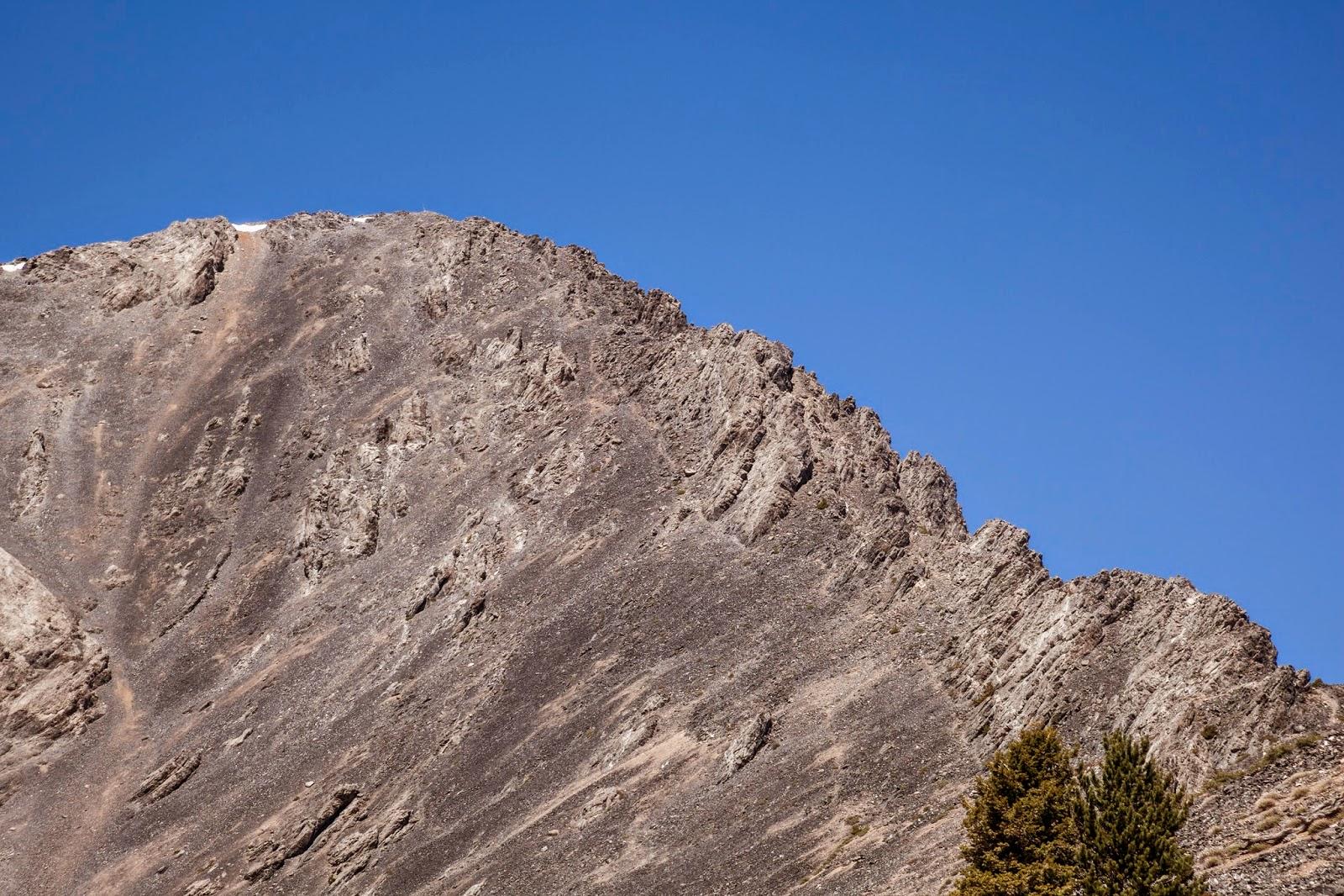 Saddle Mountain Lemhi Range Idaho