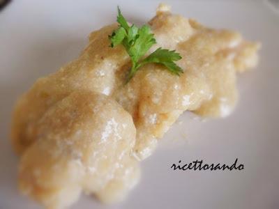 Baccalà al latte ricetta di pesce originale del Veneto