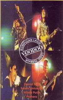 Voodoo - Kumpulan Lagu-lagu Terbaik (Full Album 2000)