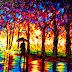 Essas 12 pinturas foram feitas por um artista cego